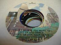 Soul 45 THE GAP BAND I Don't Believe You Want To Get Up and Dance (Oops, Up Side