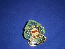Vintage Dodger Stadium Seven Pennants Commemorative Promo Pin by Unocal 1987