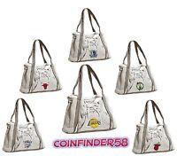 NBA Ladies Hoodie Purse Handbag - Pick Team