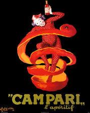 Campari Mini Poster Print, 16x20