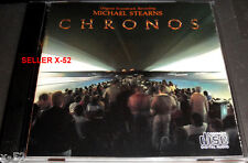CHRONOS michael STEARNS soundtrack CD to Ron Fricke IMAX movie SCORE cronos RARE