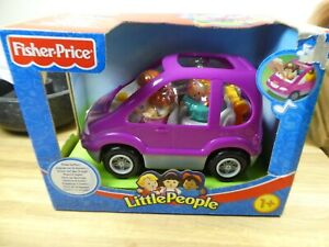 Fisher Price Little People - Family Van New and Boxed