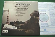 The World of Your Hundred Best Tunes Top Ten inc Bruch Violin Conc SPA 112 LP