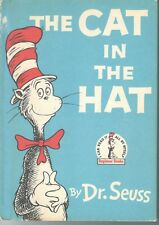 Beginner Books:The Cat in the Hat by Dr. Seuss (1957, Hardcover) Random House