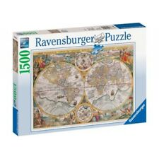 Ravensburger Historical Map Puzzle 1500 pc