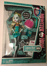 Monster High LAGOONA BLUE NEW 2011 Ghoul's Out NIB