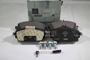 Mercedes Benz C W205 Front Brake Pad Set A0004208700 GENUINE NEW
