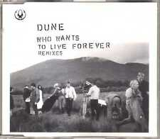 Dune - Who Wants To Live Forever (Remixes) - CDM - 1996 - Eurotrance 3TR Queen