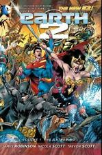 Earth 2 Volume 1: The Gathering HC (The New 52)  VeryGood