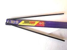 """Anco 19-17 Windshield Wiper Blade Refill  TRIPLEEDGE PREMIUM SILICONE 72017 17"""""""