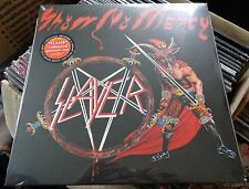NB8	Slayer	Show no Mercy FLAME COLOURED VINYL LP ! ONLY 500 MADE ! SEALED