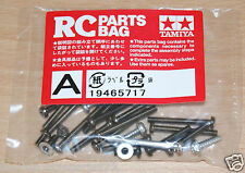 TAMIYA 58391 Hotshot (Re-Release), 9465717/19465717 screw bag A, Neuf sous emballage