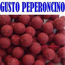 BOILIES BOILE CARPFISHING PEPERONCINO 20MM CARP FISHING PASTURA ESCHE AROMI LAGO
