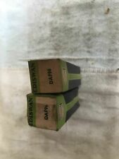 Mazda Ediswan DAF96 x2. NOS vacuum tubes. Original packaging. Vintage.