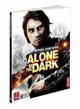 NEW! Alone in the Dark Official Game Guide XBOX 360, PS3, PC Atari Interactive
