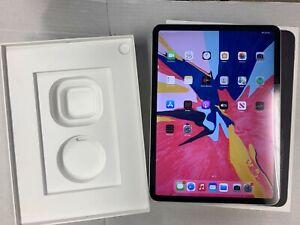 Apple iPad Pro 1st Gen. 64GB, Wi-Fi + 4G (Unlocked), 11 in - Silver