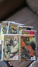 Ultimate Wolverine vs. Hulk #1 (2009, Marvel)