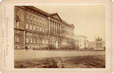 Kiobenhavn og Omegn ,Kristiansborg Cabinet  ALBUMEN 1880 Photographer E.V.Harboe