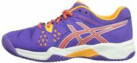 Asics Junior Gel Resolution 6 Clay GS Trainers C501Y 3306 Size UK 6