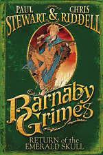 Barnaby Grimes: Return of the Emerald Skull by Paul Stewart, Chris Riddell, New