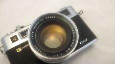 Yashica electro 35 vintage film rangefinder camera GSN