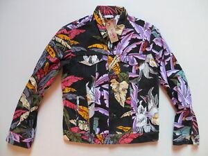 Levi's Herren Jeans Jacke Gr. M, NEU ! 6 Taschen KULT: Hawaii Style ! LIMITED !
