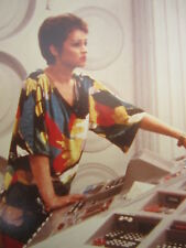 Doctor Who Women Companion Photo Lot Bbc Dr Sci Fi Vintage Science Fiction 1984