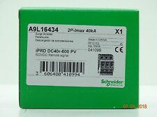 SCARICATORE DI SOVRATENSIONE A9L16434 SCHNEIDER IPRD DC40R 600PV 2P-IMAX (C-B-3)