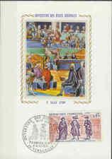 Frankrijk FDC Carte 1971 (039) - Etats Generaux