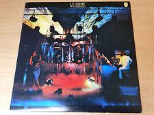 EX/EX !! Le Orme/In Concerto/1980 Philips Reissue LP