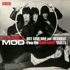 PLANET MOD - BRIT SOUL, R&B AND FREAKBEAT FROM THE SHEL TALMY VAULTS  CD NEU