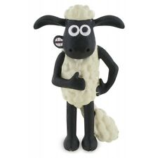 97081 Figura Oveja Shaun de pie PVC Yolanda 6cm,Shaun le Mouton,Shaun the Sheep