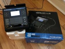 Tc-Helicon VoiceLive Touch 2 Multi Effects Processor Plus Footswitch