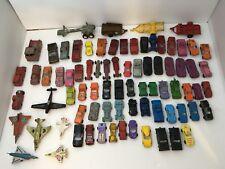 Vintage Tootsietoy, Matchbox Etc Diecast Cars,Trucks,Trailers,Plan es Huge Lot 79
