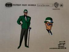 The Riddler Hand Painted Model Cel Warner Brothers DC (Batman)