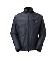 Buffalo Belay Jacket Pertex Military Windproof Black NEW