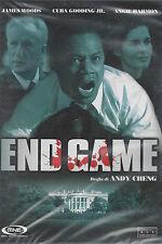 Dvd **END GAME** con Cuba Gooding Jr. nuovo 2006