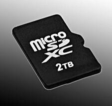 2TB (2048GB) Universal Micro SD SDHC SDXC TF Flash Class 10 Memory Card