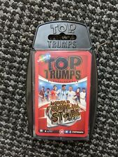 Travel Card Game 2006 Winning Moves Top Trumps Football Managers NEW // Sealed