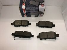 Brake Pads Set fits NISSAN X-TRAIL T31 2.5 Front 07 to 13 QR25DE B/&B 410600023R