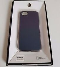 iPhone 5, 5s, SE Case by Belkin -Exhibit Metallic Shield Color Changing Case NEW