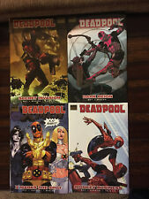 MARVEL PREMIERE EDITION DEADPOOL HC 1 2 3 4 Secret Invasion Dark Reign Hardcover
