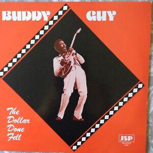 Buddy Guy The Dollar Done Fell Vinyl LP Original JSP