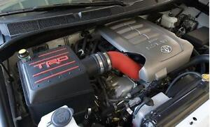 TRD 2007-2013 OEM TOYOTA TUNDRA 5.7  COLD AIR INTAKE SYSTEM / PTR03-34100