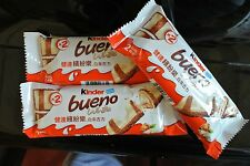 Kinder Bueno White Chocolate Bar 39g 3 pcs