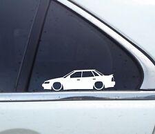 """2x Rally Pig 5/"""" Decal Sticker Vinyl JDM Subaru WRX STi Impreza Legacy GT"""