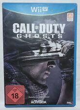 Nintendo - Wii - Call of Duty Ghosts - Activision - USK 18 - Uncut 2013 (A92)