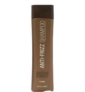 Brazilian Blowout Anti-Frizz Shampoo, 12 oz