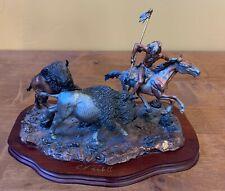 C A Pardell Legends sculpture mixed media