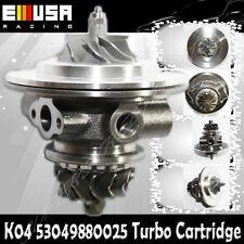 K04-025 Turbo Cartridge fit 99-04 Audi A6 Quattro 2.7L K04 Upgrade Twin Turbo